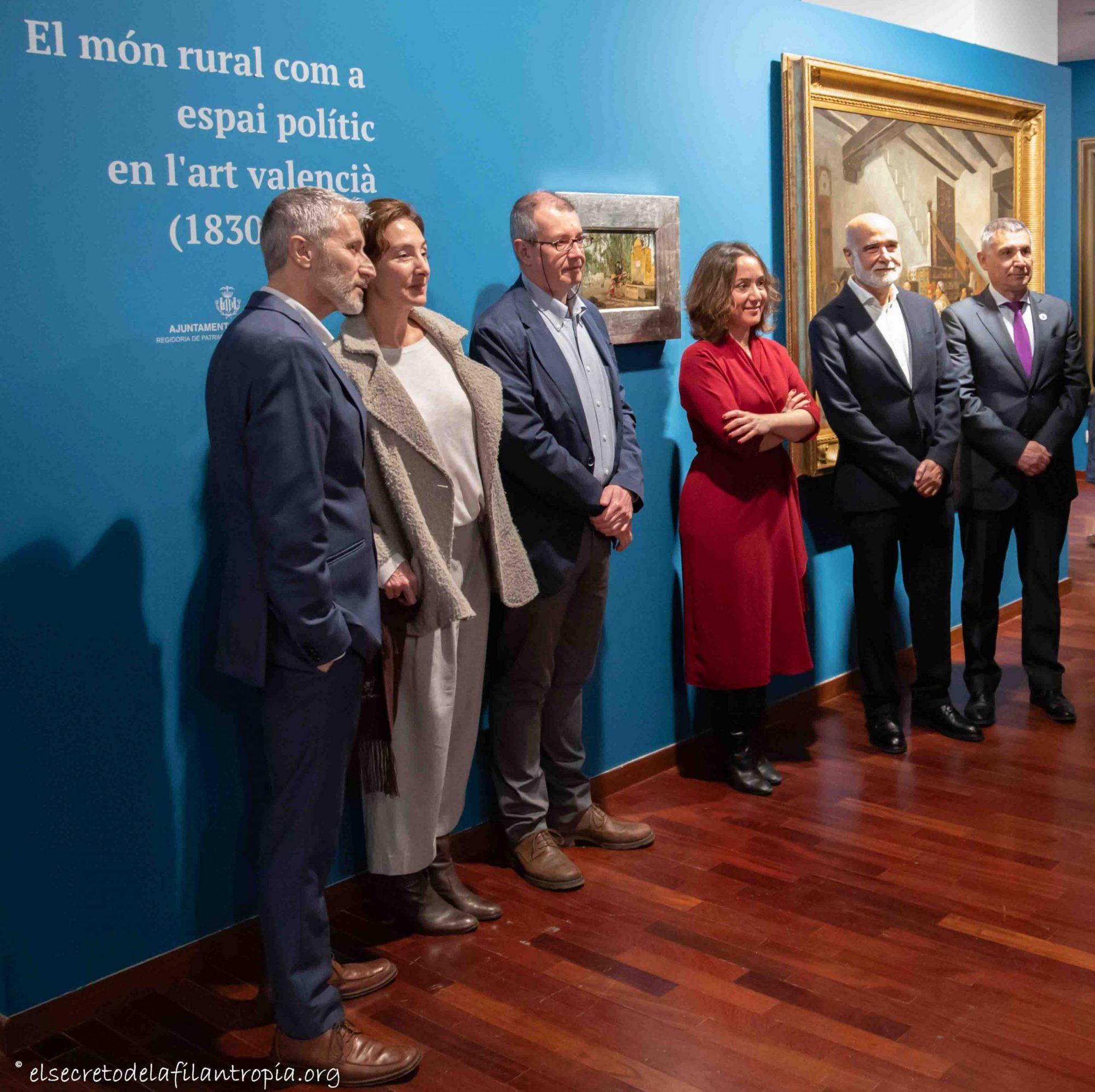 expo museo benlliure fundacion secreto filantropia