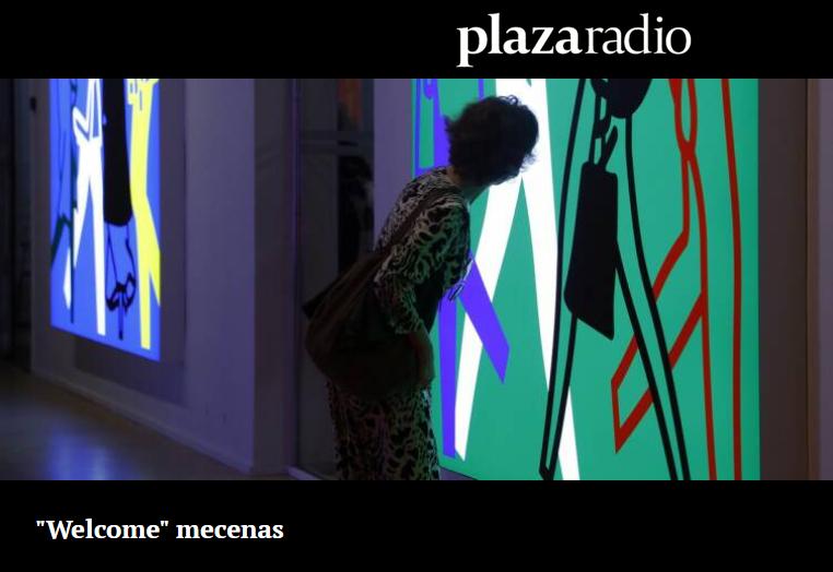 la palestra plaza radio